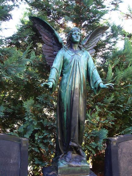 Старое католическое кладбище в Дрездене 67011