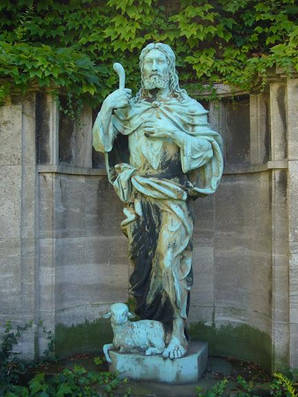 Старое католическое кладбище в Дрездене 67747