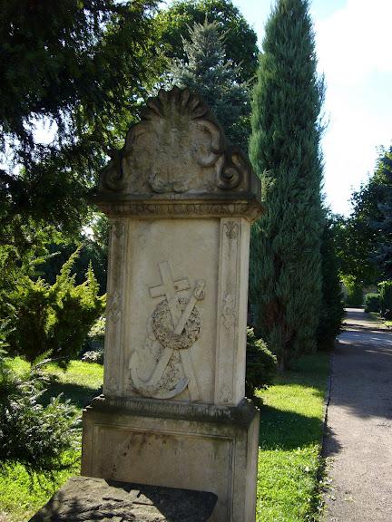 Старое католическое кладбище в Дрездене 23997