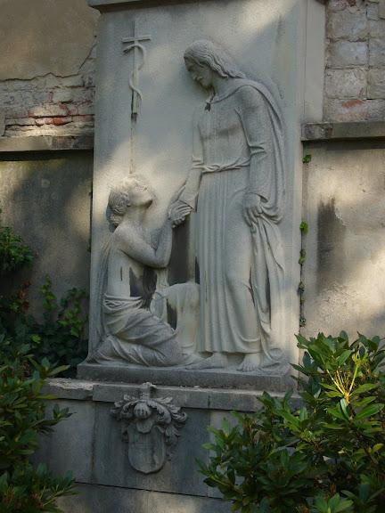 Старое католическое кладбище в Дрездене 74312