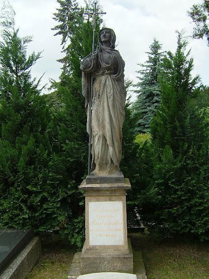 Старое католическое кладбище в Дрездене 88885