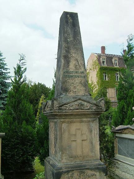 Старое католическое кладбище в Дрездене 62340