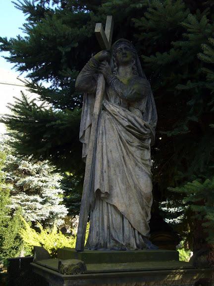 Старое католическое кладбище в Дрездене 10456