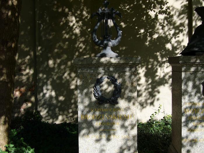 Старое католическое кладбище в Дрездене 49683