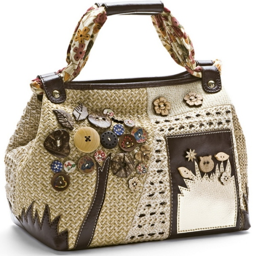 красивые женские сумки Tua by Braccialini 11 (500x504, 160Kb)