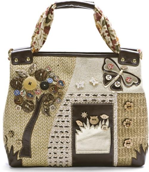 Веселые сумки Tua by Braccialini.