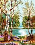 ������ Goblenset 110 Lac cu Mesteceni (210x270, 25Kb)