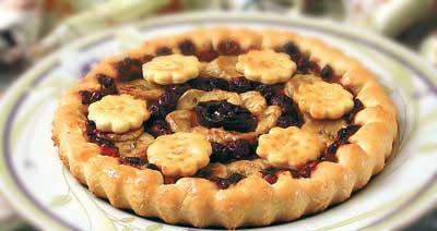 Пирог «Ягодки»