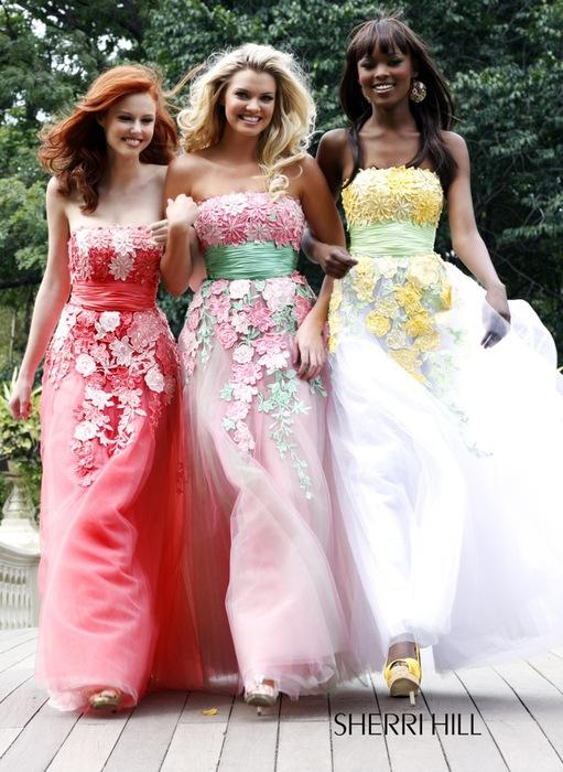 Длинные платья на свадьбу фото 2