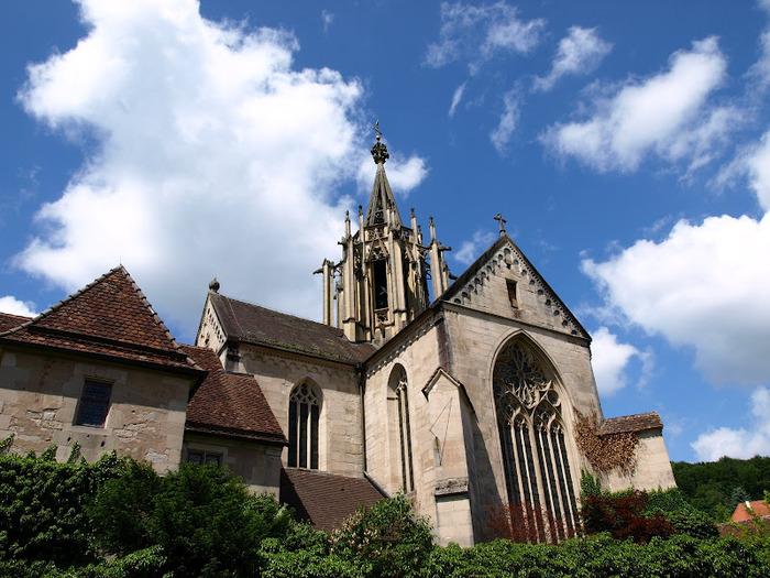 Монастырь Бебенхаузен - Kloster Bebenhausen - 1 66145