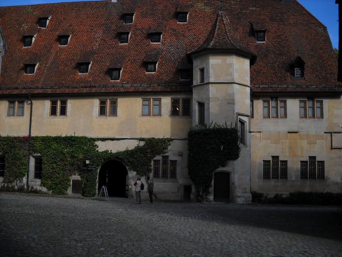 Монастырь Бебенхаузен - Kloster Bebenhausen - 1 10705