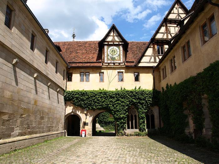 Монастырь Бебенхаузен - Kloster Bebenhausen - 1 14914