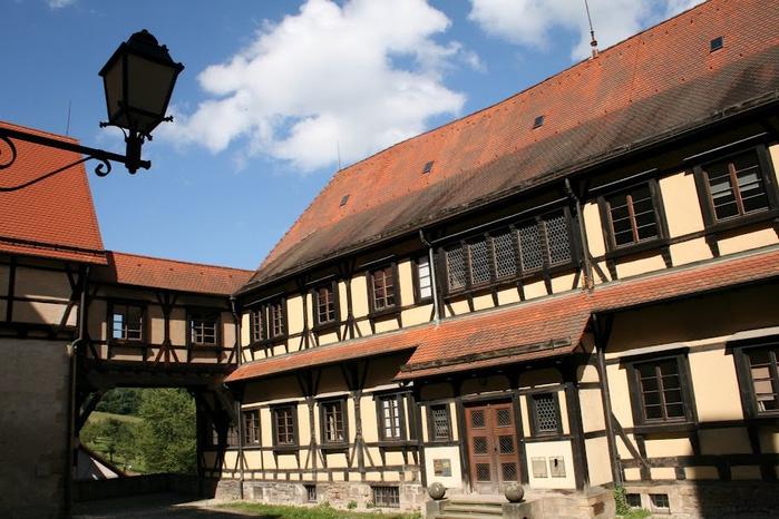 Монастырь Бебенхаузен - Kloster Bebenhausen - 1 81871