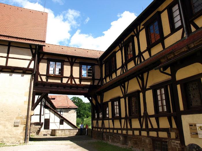 Монастырь Бебенхаузен - Kloster Bebenhausen - 1 99773