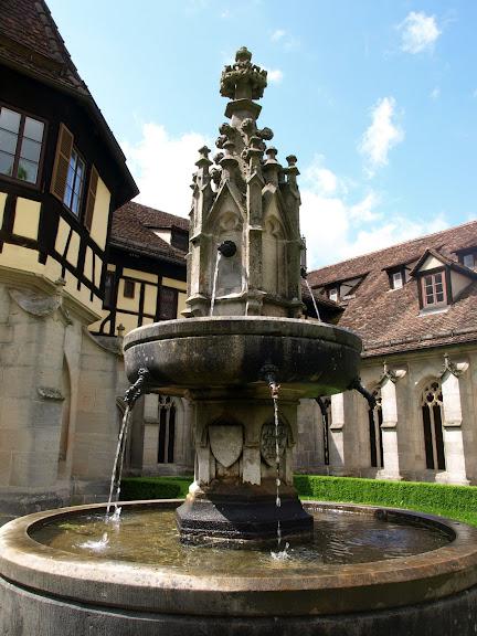 Монастырь Бебенхаузен - Kloster Bebenhausen - 1 46746