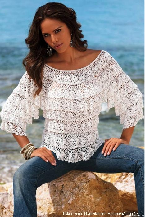 Модное вязание спицами : фото, тенденции, красивые 36