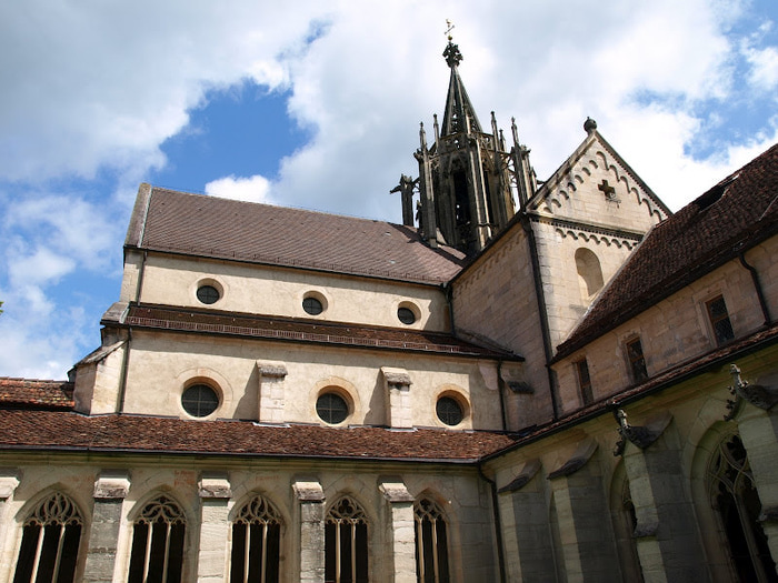 Монастырь Бебенхаузен - Kloster Bebenhausen - 1 35622