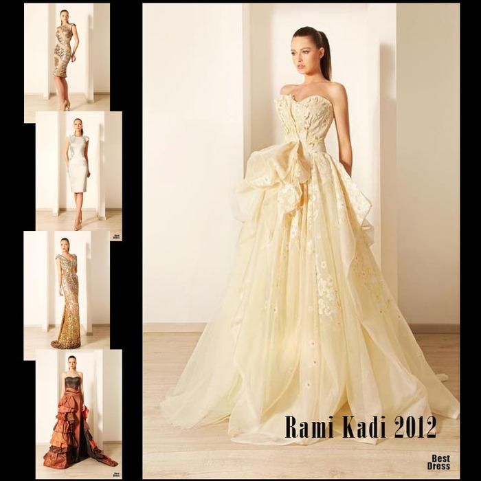 Haute Couture_Rami Kadi 2012