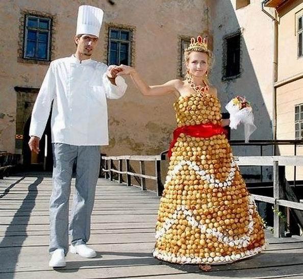 платье из пирожных (594x547, 75Kb)