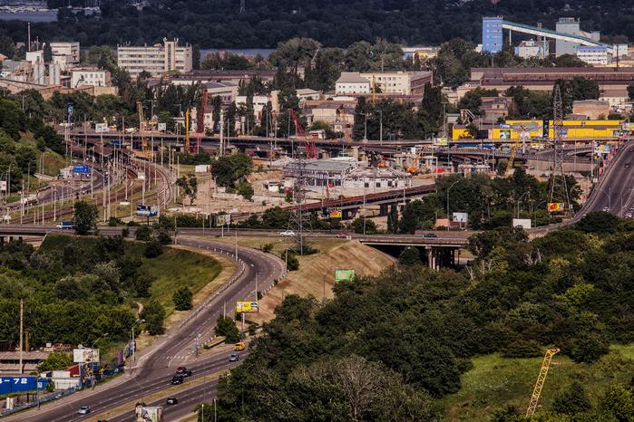 6 строительство нового автовокзала на Выдубичах (700x466, 217Kb)