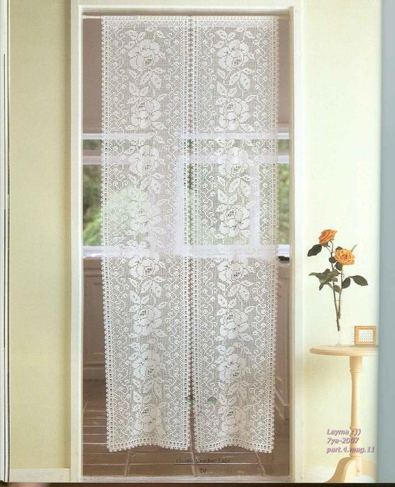Ondori Classic Crochet Lace 020 (567x700, 398Kb)