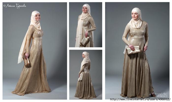 Картинки мусульманки в платьях