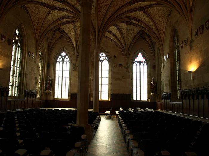 Монастырь Бебенхаузен - Kloster Bebenhausen - 1 28369