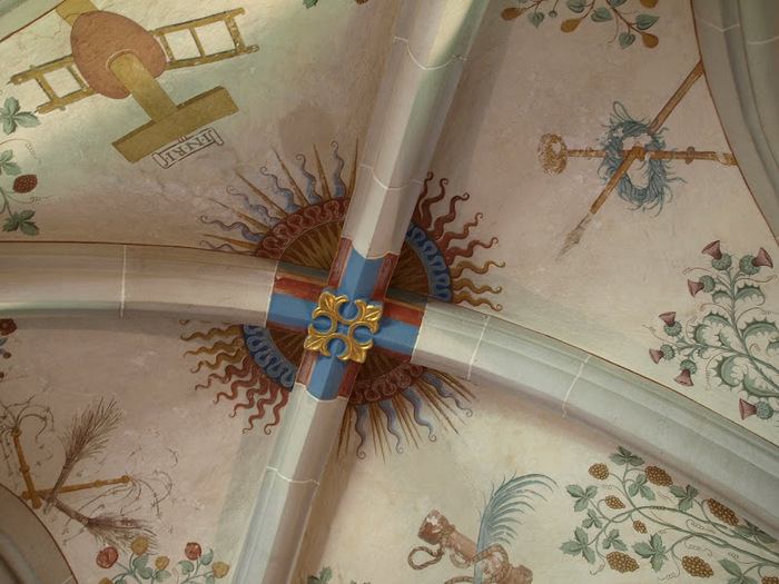 Монастырь Бебенхаузен - Kloster Bebenhausen - 1 14612