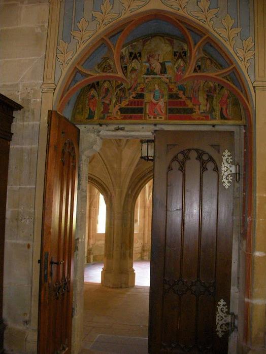 Монастырь Бебенхаузен - Kloster Bebenhausen - 1 72993