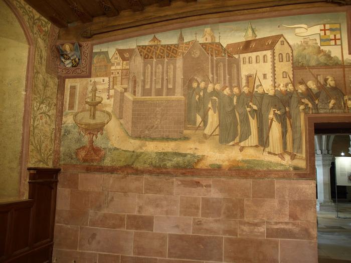 Монастырь Бебенхаузен - Kloster Bebenhausen - 1 12519