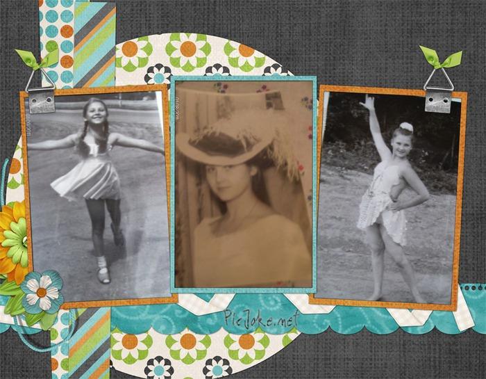 ольга три фото про шляпу (700x545, 129Kb)