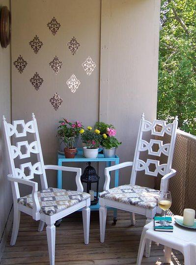 Идеи для оформления балконов и лоджий - Страница 3 87850175_1338659315_balkon29