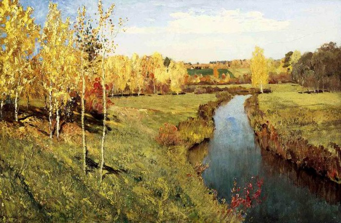 levitan-golden-autumn (700x457, 138Kb)