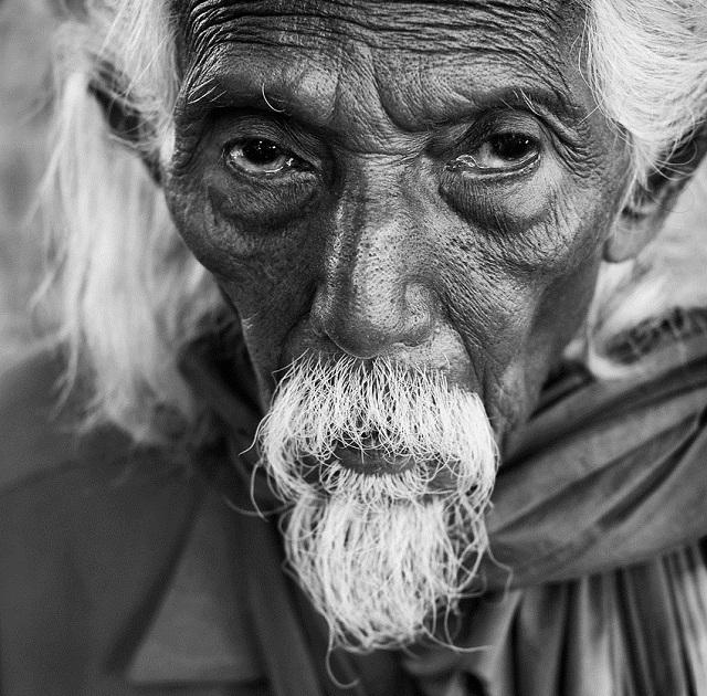 необычные портреты людей фото 9 (640x630, 184Kb)