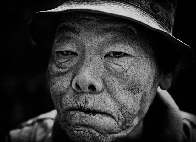 необычные портреты людей фото 11 (640x464, 102Kb)