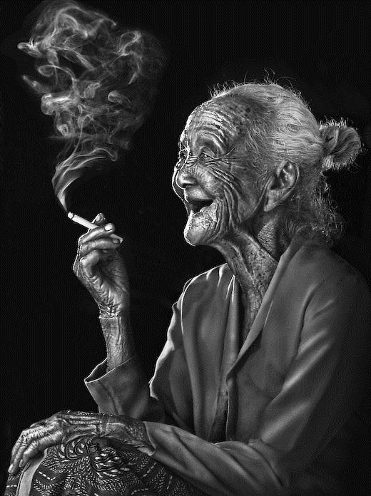 необычные портреты людей фото 13 (520x696, 164Kb)