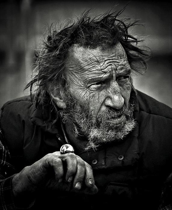 необычные портреты людей фото 17 (572x700, 140Kb)