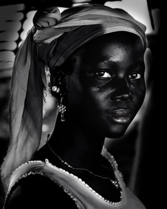 необычные портреты людей фото 23 (560x700, 88Kb)