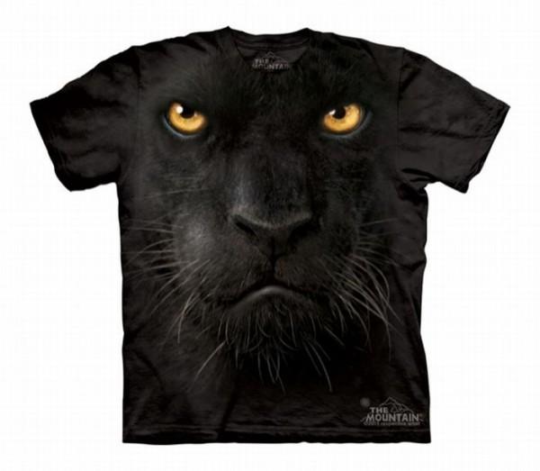 3D животные на футболках.