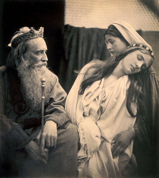 Queen Esther before King Ahasuerus 1865 (536x600, 68Kb)