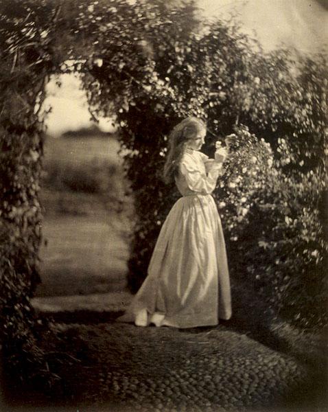 The Gardeners Daughter 1867 (478x600, 77Kb)