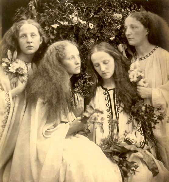 The Rosebud Garden of Girls-June 1868 (555x600, 86Kb)