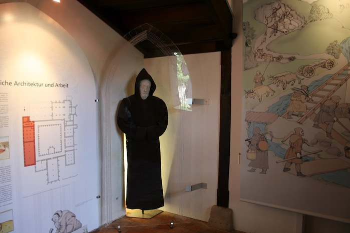Монастырь Бебенхаузен - Kloster Bebenhausen - 1 32403