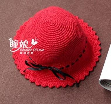 Шляпка-панамка вязаная крючком для девочки/4683827_20120603_142536 (379x356, 41Kb)