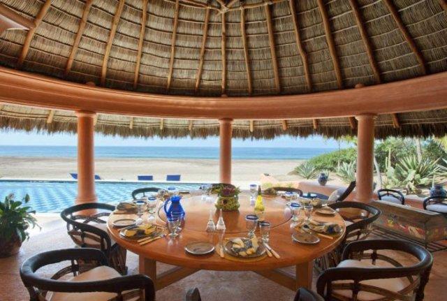 отель в мексике Cuixmala Luxury Resort 6 (640x431, 72Kb)
