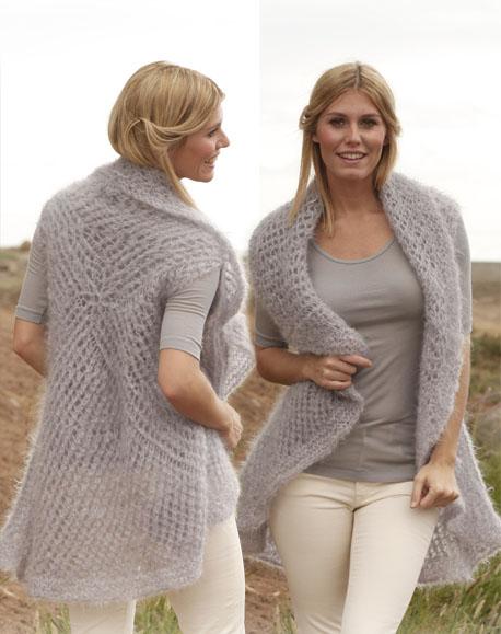 Вязание спицами для женщин модные модели 2015 года с 886