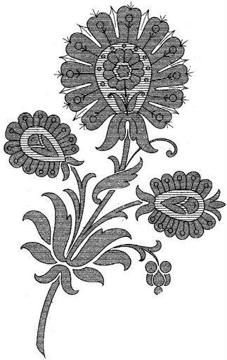 Фантазийные цветы картинки 1