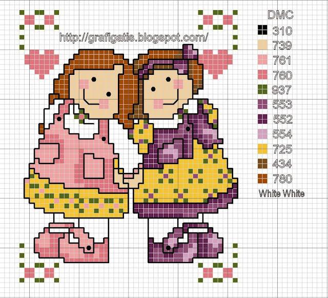 Amigas (640x581, 159Kb)