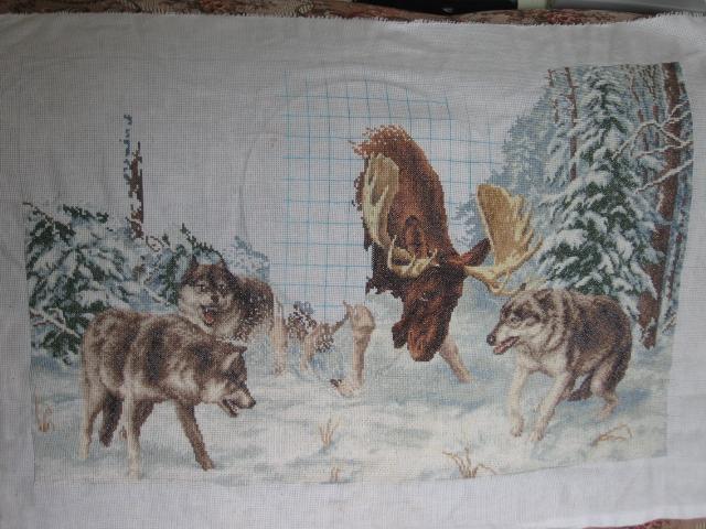 Часть 14 - Вой волка