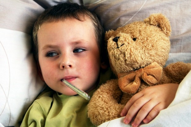 Почему у ребёнка поднимается часто высокая температура